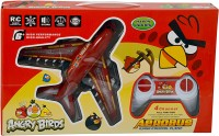 Tabu Angry Birds Aero Bus (Red)
