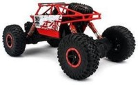 Azi ROCK CRAWLER 1:18 Scale 4WD RALLY CAR With Strong Suspension And Big Wheels (multicolore)