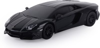 Toyhouse 1:24 Lamborghini Aventador Lp720-4 Rechargeable Rc Carb (Black)