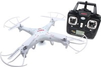 Syma X5SC Drone 2.4Ghz 6-Axis Gyro RC Quadcopter UFO Drones 2MP HD Camera (White And Black)