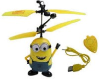 OGO Despicable Me Minion Helicopter (Yellow)