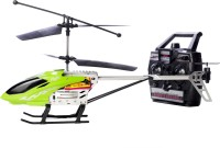 ShopWell RC Helicopter XY-118 (Green)
