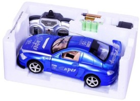 Turban Toys King Driver Remote Control Car Opening Doors Toys With Rechargeable Batteries
