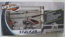Auldel Toys Sky Rover Stalker Control 3Channel Gyro Helicopter Rc Usb