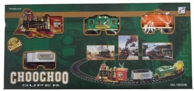 Scrazy Remote Control Toys Scrazy Indian Traditional Chochoo Super Train