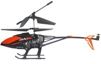 Gift World Skyhawk 3.5 Ch Helicopter With Gyroscope Stability (Multicolor)