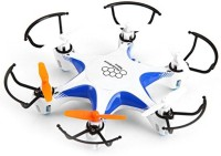 PRASIDH Ultrastable Hexacopter With Gyro 3d Rollover And Headless Mode (White)