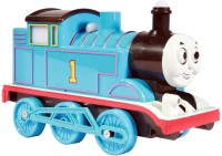 A Smile Toys & More Thomas Train With Bubble Feature (Blue)
