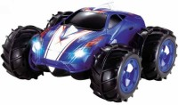 Mitashi Dash Rechargeable R/C Multi Terrain Monster (Blue)