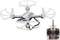 Toys Bhoomi RC Quadcopter Helicopter Drone - 300m Estimated Flying Range ( Non Camera Version ) (White)