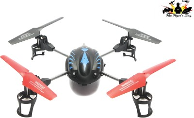 The Flyer's Bay The Flyer's Bay 2.4 Ghz Drone With Camera - Multicolor