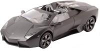 MZ Lamborghini Reventon Convertible Remote Control Rc Car (Black)
