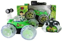 BBE Ben 10 Stunt Car (Green)