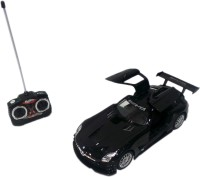 Toy Mall-Double Star Mercedes Benz SLS AMG GT3 (Black)