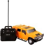 Zaprap Remote Control Toys Zaprap Rechargeable Remote Control Hummer Car Yellow