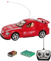 Scrazy Super Smart Racing King Car (Red)