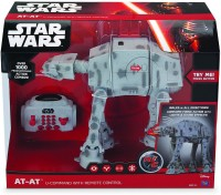 Thinkway Classic Star Wars Saga - U-Command (White//Orange)