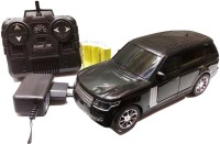 SAURABH IMPORT RECHARGEABLE REMOTE CONTROL RANGE ROVER BLACK (BLACK)