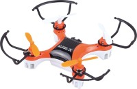 The Flyer's Bay Nano Quadcopter With 360 Degree Axis Gyro Stabilization (Multicolor)
