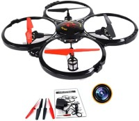 Taaza Garam LH-X4 6 Axis 2.4GHZ Camera Drone (Black)