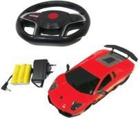 A R Enterprises Lamborghini Rechargeable Remote Control Car (Multicolor)