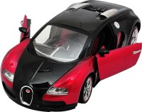 Greggs Red And Black Remote Control Car (Red, Black)