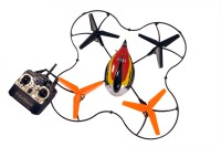Mera Toy Shop Ufo Explorer Stunt Quad Copter (Multicolor)