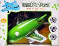 Ruppiee Shoppiee Air Cool Bus Plane (Green)