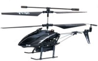 The Flyer's Bay 3.5 Channel Helicopter With Camera & Gyro System (Black)
