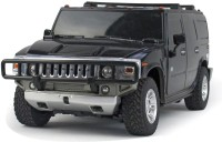 The Flyer's Bay R/C 1:24 Hummer H2 SUV (Black)