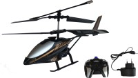Taaza Garam Imported RC V Max HX 713 Radio Remote Control Helicopter - Gift Toy (Black)