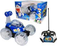 Jainsoneretail Doraemon Stunt Car (Blue, Black)