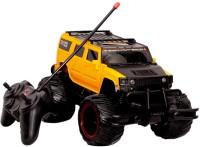 Tabu Off Road Trucking Remote Control Car (Yellow)