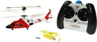 ToysBuggy Syma S111G 3.5 Channel Remote Control Helicopter With Gyro (Multicolour)