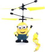 ANGELLA Remote Control Toys ANGELLA Flying Minion Sensor Helicopter