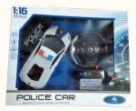 Shop & Shoppee Remote Control Toys Shop & Shoppee Rechargeable Steering Controlled Police Car