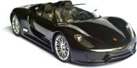 MZ Porsche 911 Spyder 1:14 Scale Rc Racer. (Black)