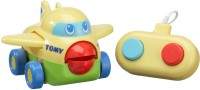 Tomy PLAY TO LEARN MY FIRST RC PLANE - 8728200- (Multi Colour)