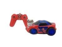 Genie's Toy Bus Spiderman Speedster R/C Car (Red, Blue)