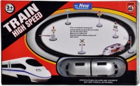 RK Toys High Speed Train (Silver)