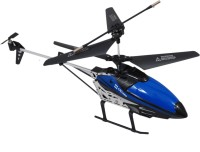 Brunte Helicopter With Joystick Type Remote Control (Blue)