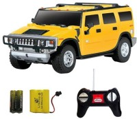 Baby First HUMMER H2 SUV 1:24 SCALE (Yellow)