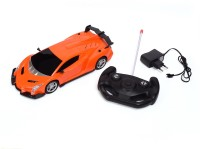 Unica Modern Car 1:16 Remote Control Rechargeable Car (Orange)