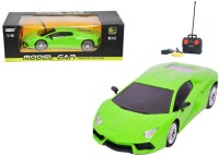 Scrazy Smart Lamborghini Green Car With Remote (Green)