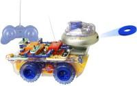 Elenco Electronics Snap Circuits Deluxe Snap Rover (Multicolor)
