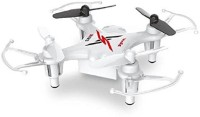 Saffire Nano Explorers 2.4G 4CH 6 Axis RC Quad - Copter (White)