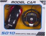 PremK Remote Control Toys PremK Remote Control Rechargeable 1:16 Bugatti Car Red