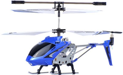 Syma S107 & S107G RC Helicopter Blue available at Flipkart for Rs.2499