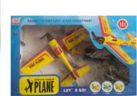 Smartintercon Electronic Catapult Plane (Multicolor)