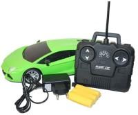 Zaprap Lamborghini Remote Control Car (1:16) (Green)